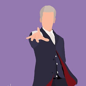 12th Doctor by kasartia