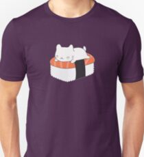 Kawaii Sushi Cat  Unisex T-Shirt
