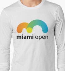 Miami Open 2017 Tennis Long Sleeve T-Shirt