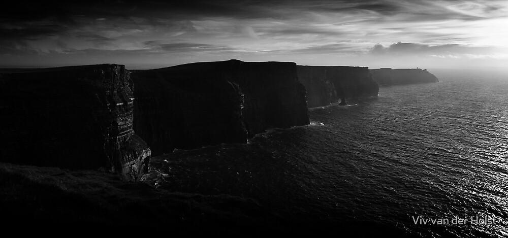 Cliffs of Moher by Viv van der Holst