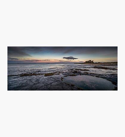 Bambrough Castle Photographic Print
