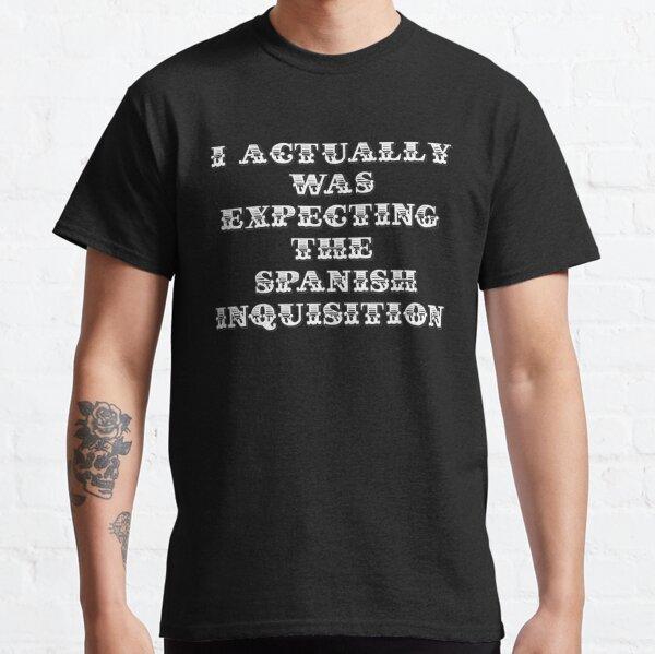 L'Inquisition espagnole T-shirt classique
