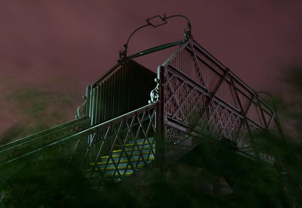 Footbridge by eclectic1
