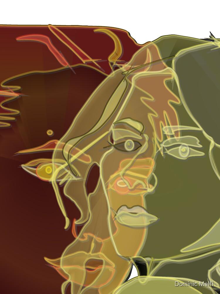 Phantom Girls  by Dominic Melfi
