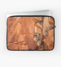A Black-flanked Rock Wallaby Laptop Sleeve