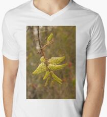 Grevillea 1 Men's V-Neck T-Shirt