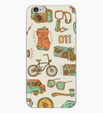Vinilo o funda para iPhone Cosas extrañas: caja del teléfono de objetos extraños
