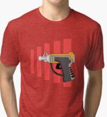 Tesla Deathrays Tri-blend T-Shirt