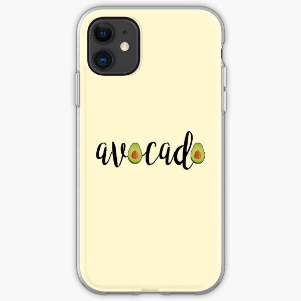 Avocado iPhone Soft Case
