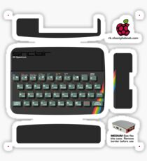 Sinclair ZX Spectrum 48K Skin for the Official case Sticker