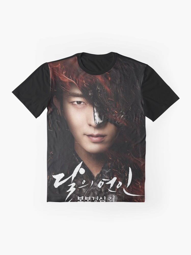 Alternate view of scarlet heart ryeo poster Graphic T-Shirt