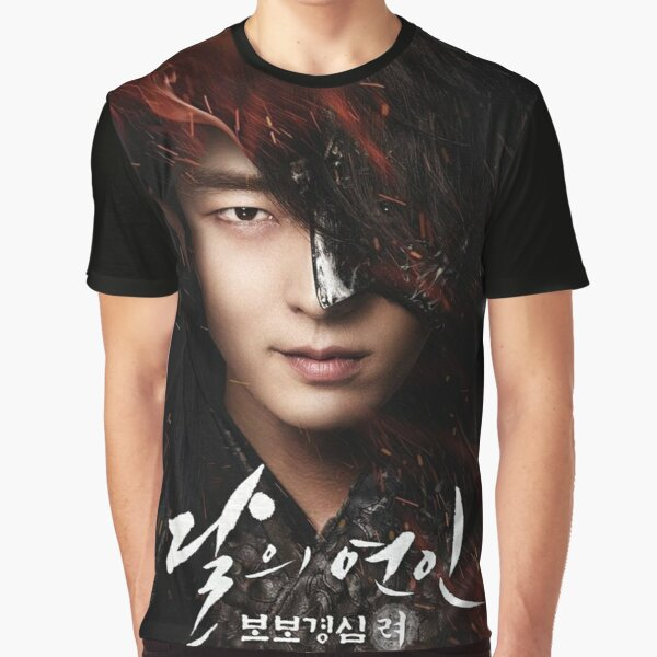scarlet heart ryeo poster Graphic T-Shirt