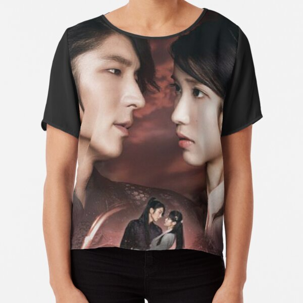 Scarlet Heart Ryeo Poster Chiffon Top