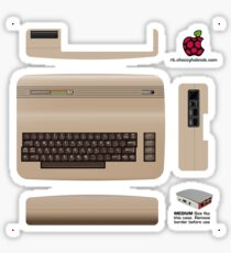 Commodore 64 Skin for the Official case [Get the MEDIUM size] Sticker
