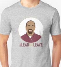 Ebe Randeree - #LeadorLeave T-Shirt