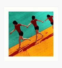 Classically Trained Art Print