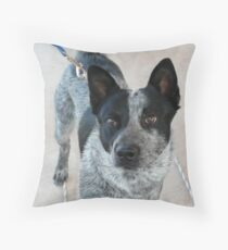 Pointy Ears Throw Pillow
