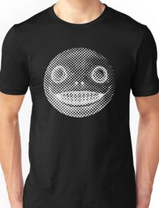 Nier — Emil [White on Black] Unisex T-Shirt