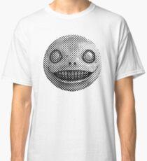 Nier — Emil [Black on White] Classic T-Shirt