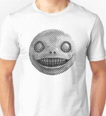Nier — Emil [Black on White] T-Shirt