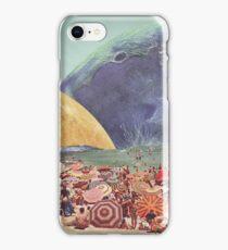Lunar Beach iPhone Case/Skin
