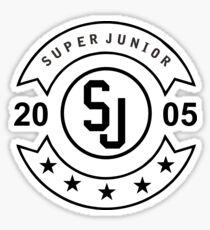 Super Junior 2005 Sticker