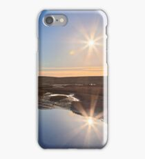 Twin Suns of Point Reyes  iPhone Case/Skin