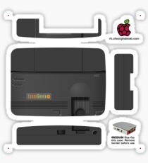 NEC TurboGrafx 16 Skin for the Official case [Get the MEDIUM size] Sticker