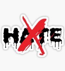HATE - 4minute Sticker