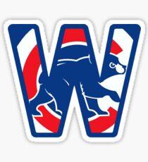 Cubs Sticker