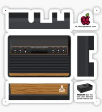 Atari 2600 Skin for the Premium case Sticker