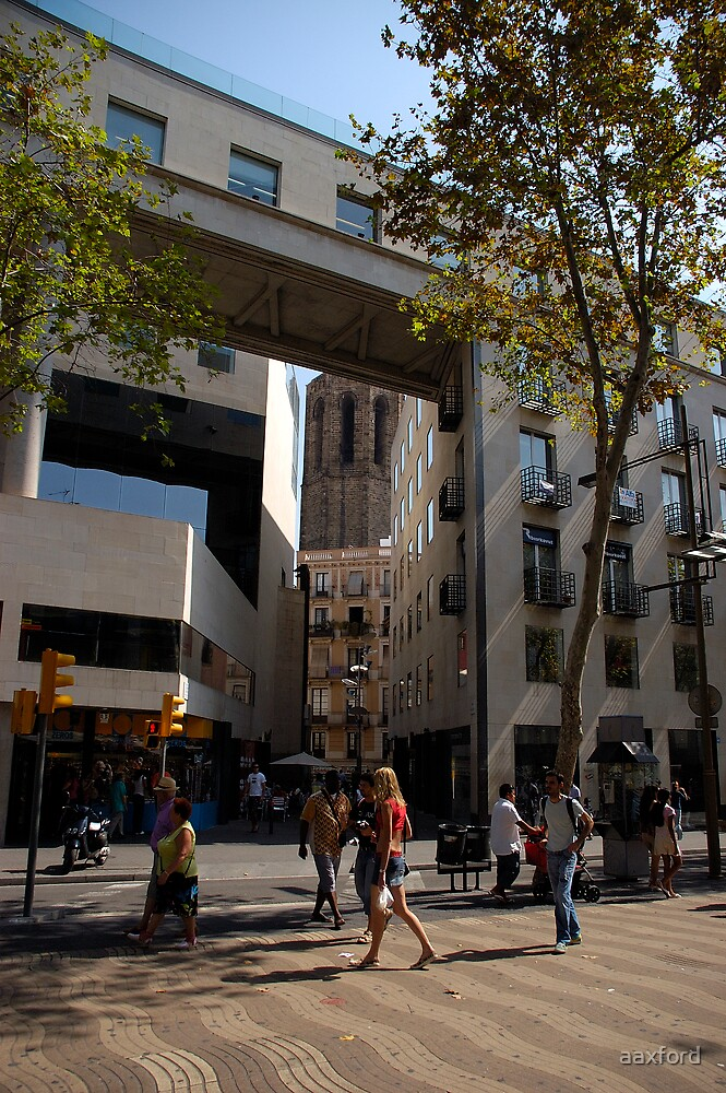 Barcelona by aaxford