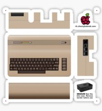 Commodore 64 Skin for the Premium case Sticker