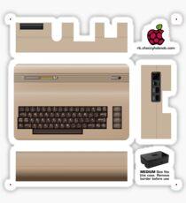 Commodore 64 Skin for the Premium case [Get the MEDIUM size] Sticker