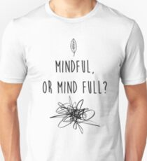 Mindful Slim Fit T-Shirt