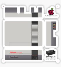 Nintendo Entertainment System Skin for the Premium case Sticker