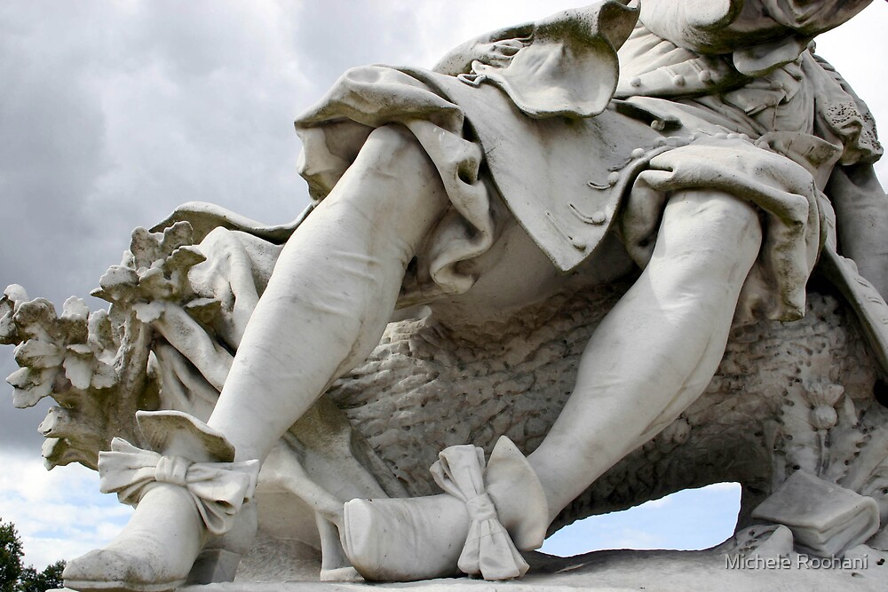 Le Nôtre in Chantilly by Michele Roohani