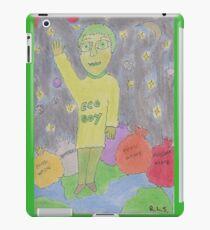 Eco Boy iPad Case/Skin