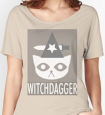 WITCHDAGGER Women's Relaxed Fit T-Shirt