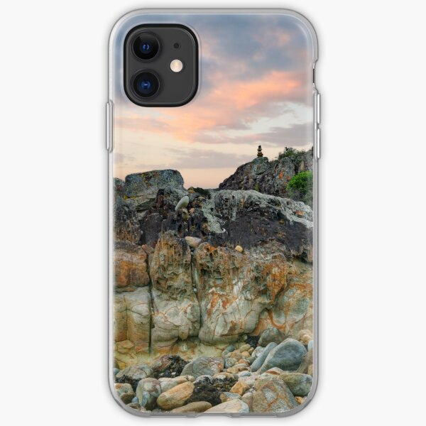 Mimosa Rocks National Park iPhone Soft Case