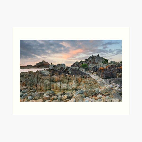 Mimosa Rocks National Park Art Print