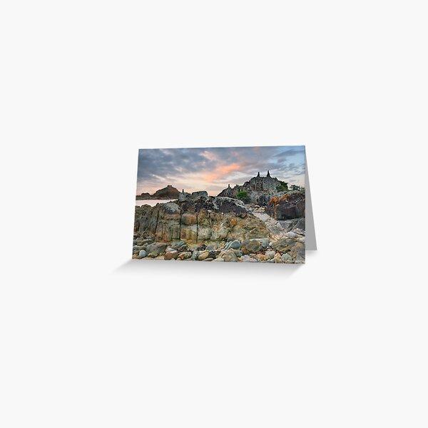 Mimosa Rocks National Park Greeting Card