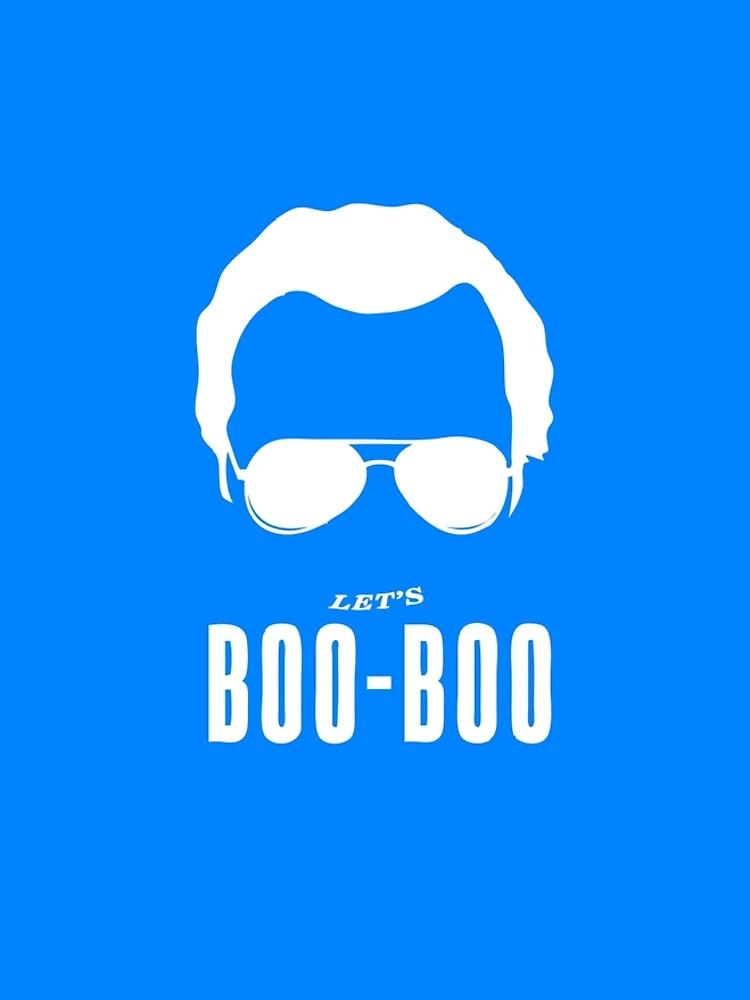 Deja que Boo Boo de BarbarianMerch