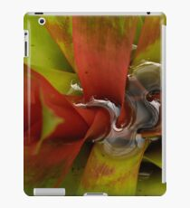 the red pigment iPad Case/Skin