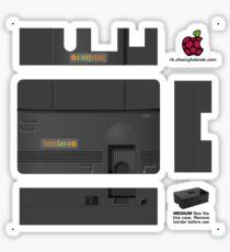 NEC TurboGrafx 16 Skin for the Premium case [Get the MEDIUM size] Sticker