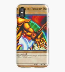 Left Arm Of The Forbidden One iPhone Case/Skin