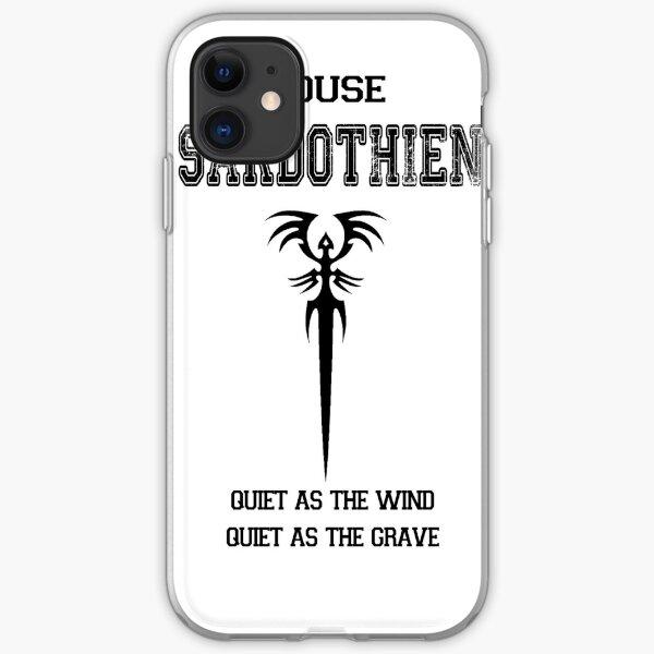 House Sardothien iPhone Soft Case