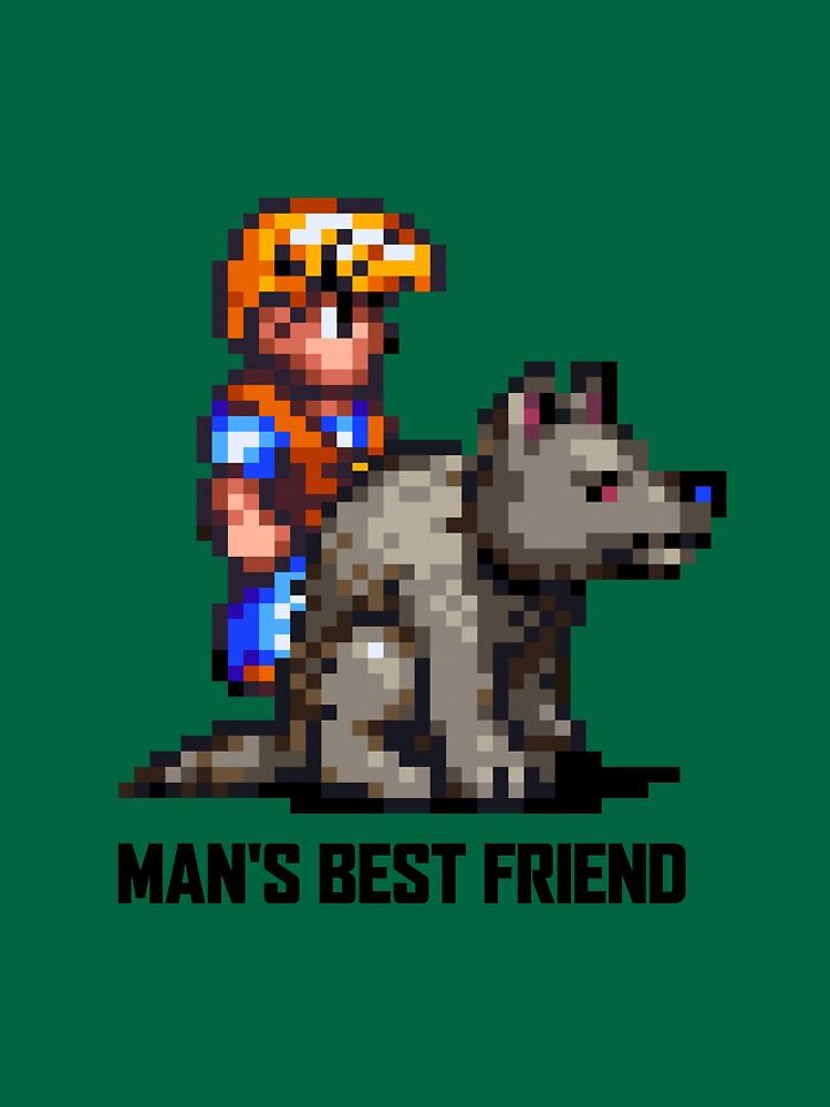 Man's Best Friend by kschruder