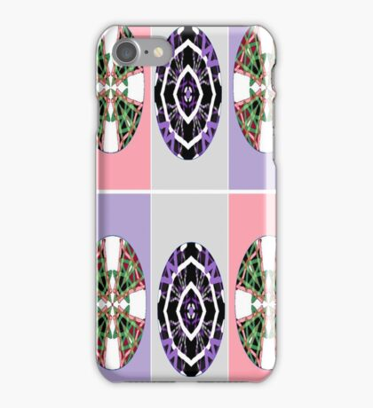 Outstanding Ovals iPhone Case/Skin