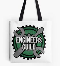 Engineers Guild Tote Bag